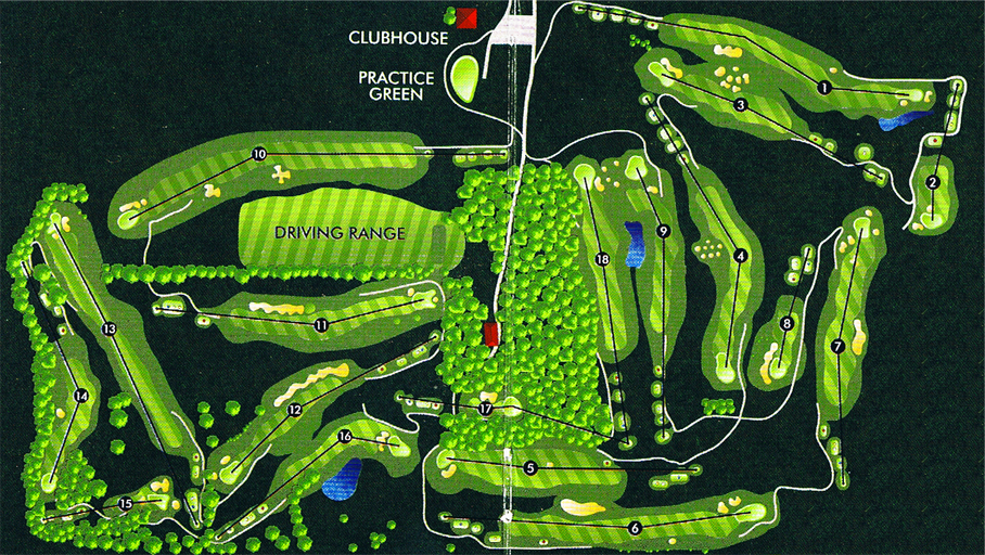 Calderone-Golf-Club-Map
